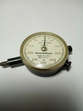 Brown Sharpe 8211 111 Dial Indicator