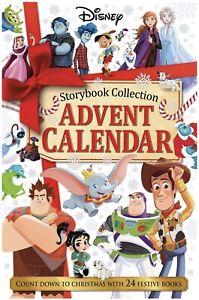 2020 Disney Storybook Collection Advent Calendar 24 Books