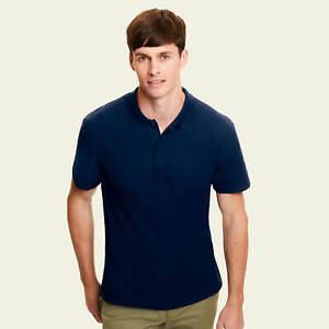 Fruit of the Loom Herren Original Polo Shirt umettikettierbar 63-050-0 NEU
