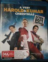 A Very Harold & Kumar Christmas Extra Dope Edition John Cho Blu-Ray Region B