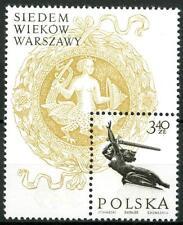 POLAND - POLONIA - BF - 1965 - 7° centenario di Varsavia -