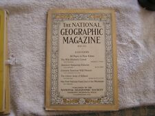 National Geographic June 1916
