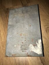 Vintage Huot Drill Index Box With 11 Bits