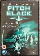 Pitch Black (DVD, 2010)