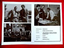 FRENCH DETECTIVE 1975 LINO VENTURA PATRICK DEWAERE V. LANOUX EXYU MOVIE PROGRAM
