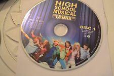 High School Musical (DVD, 2006, Remix Edition)Disc Only 21-49