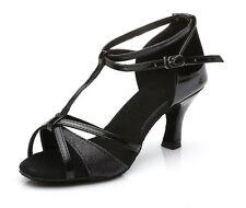 Brand New Ballroom Latin Dance Shoes for Women/Girls/Tango&Salsa heel protectors