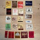 Vintage+Restaurant+Matchbooks+Lot+of+23%2C+Advertising%2C+Salyers%2C+Felixs%2C+Noahs+Ark