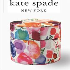 Kate Spade Floral Travel Jewelry Organizer Box NWT