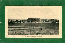 Carte THIERVILLE SUR MEUSE Casernes d'Infanterie Bordure verte