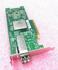 Qlogic QLE2560 Single Port 8Gb FC PCIe HBA w/Transceiver