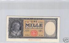 ITALIE 1000 LIRES 20.3.1947 N° V130033527 QUALITE