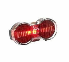 Busch & Muller TOPLIGHT Flat S senso / Bike Dynamo Red-LED Tail / Rear Light