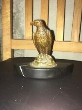 JUGENDSTIL Bronze Adler Figur Antik Original Keine Repro! Massiv RAR