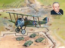 30x40cm Sopwith Camel WW1 biplane vintage aircraft Herbert Smith metal wall sign