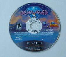 Bejeweled 3 (Sony PlayStation 3, 2011) ps3 disk only