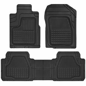 All Weather Deep Dish Car Floor Mats for Ford Escape Honda CR-V Toyota RAV4
