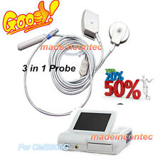 Hot Sale 3 in 1 Probe Electronic Transducer for CONTEC Fetal Monitor CMS800G