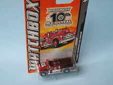 Matchbox Classic Seagrave Fire Engine 2012 MC Gathering USA Dealer Model in BP