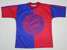 Adidas Bayern München Trikot Jersey Camiseta Maillot Triko T-Shirt FCB 90er Gr S
