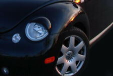 VW New Beetle Head Light Brows Headlights Covers Eyebrows ABS Plastic