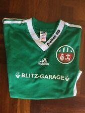 Maglia calcio FCS ADIDAS FOOTBALL SHIRT trikot fussball jersey vintage SIZE S