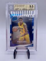 2017-18 Panini Donruss Optic Kyle Kuzma BGS 9.5 Gem Mint Rated Rookie Lakers RC!