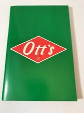 Ott's Chef Style Famous Dressing Cookbook