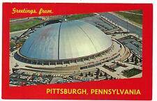 PUBLIC AUDITORIUM,CIVIC ARENA,IGLOO,PENGUINS HOCKEY,MOVEABLE DOME-PITTSBURGH,PA