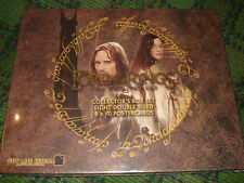 Lord of the Rings Poster Card Box Set II- The Two Towers- New!  Sealed Box!
