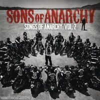 Songs From Sons of Anarchy ~ Volume 2 with Bonus Track  NEW CD ALBUM Soundtrack