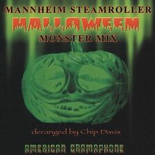 Halloween: Monster Mix by Mannheim Steamroller (CD, Aug-2005, American Gramaphon