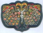 Medieval Holy Roman Empire Royal Prussia Knight  Crest Army Eagle Patch War HRE
