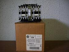 Allen Bradley Reversing Contactor A09NZ243 24 VDC New