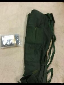 ARMY ISSUE PROTECTIVE  TROUSERS SIZE MEDIUM ORIGINAL FROM 1979 to 1981