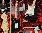 FENDER USA Custom Shop Eric Clapton Signature- Blackie -Exlusive Lefthand!! for sale