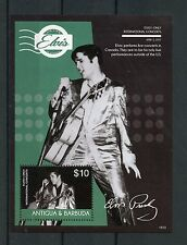 Antigua & Barbuda 2015 MNH Elvis Presley His Life in Stamps 1v S/S II Concerts