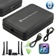 Bluetooth Music Receiver v4.0 Wireless HiFi 3.5mm Stereo Audio Dongle Adapter US