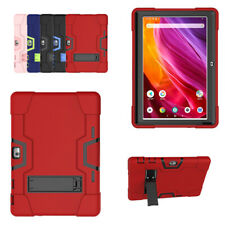 Shockproof Rugged Hybrid Hard Case Cover For Dragon Touch K10 10.1 Inch Tablet