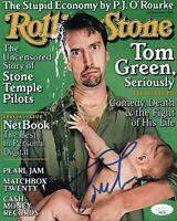 TOM GREEN Comedian Signed ROAD TRIP 8x10 Photo IN PERSON Autograph JSA COA Cert