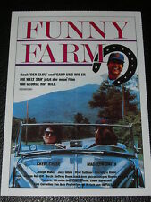 Filmkarte - Cinema - Funny Farm
