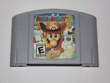 Mario Party 2 (Nintendo 64, 2000) N64