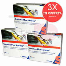 Buyfarma Promo Pack - 3X Creatine Plus Sandoz - Vitamins And Minerals - 60