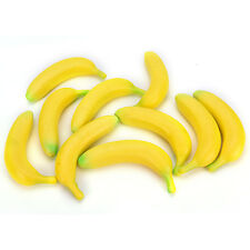 Stress Relief Reliever Squidgy Banana Fun Joke Novelty Fruit Toy Tension