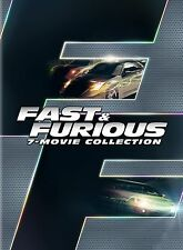 Fast and Furious 7 Movie Collection (DVD) - NEW!!