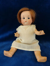 Antique doll googly doll antique doll Just Me lovely face closed mouth