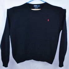 Polo Ralph Lauren  100% Pima  Cotton Crew Neck Sweater Sz 2XL