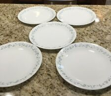 Corelle Dishes Country Cottage White Large Dinner Plates Set Of 5