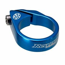 Reverse Abrazadera de anillo de soporte de sillín BOLT Clamp para 34,9 mm Con