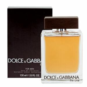 Dolce & Gabbanna The One For Men Eau De Toilette 150ml